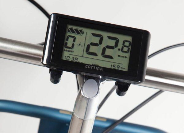 elektrische fiets kopen in Groningen Cortina damesfiets