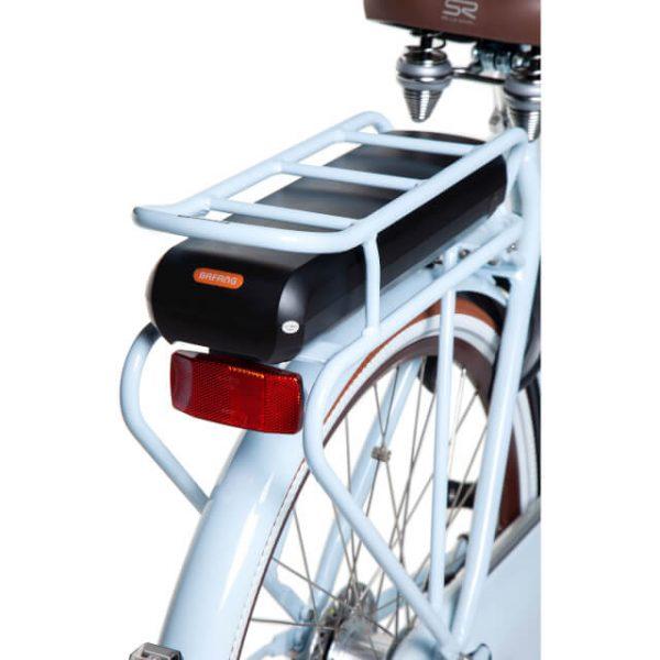 elektrische fiets kopen in Groningen Cortina transporter blauw