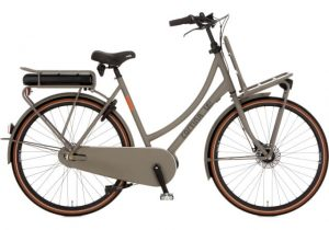 elektrische fiets kopen in Groningen Cortina transporter