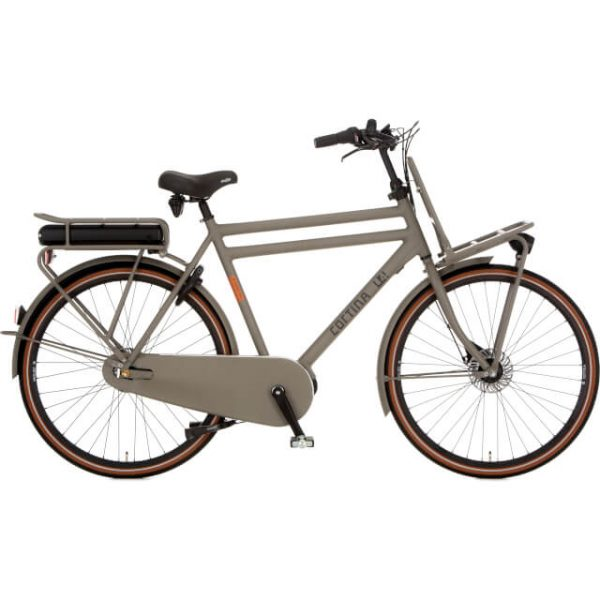 elektrische fiets kopen in Groningen Cortina e-u4 transporter