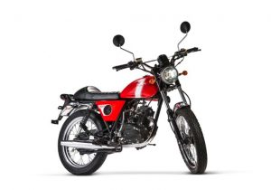 mash fifty 50 brommer 50cc kopen groningen rood