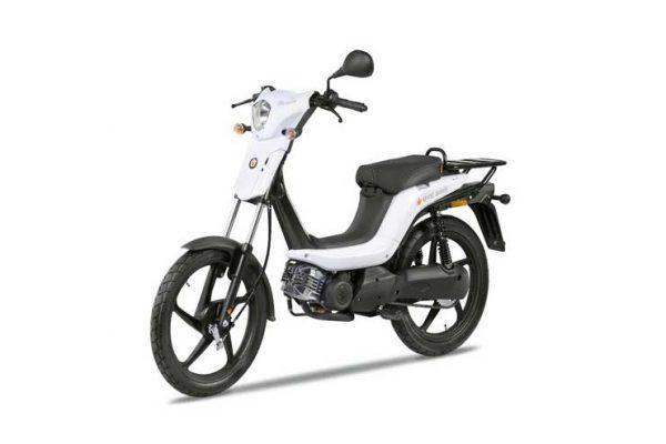 scooter kopen groningen Bye Bike One wit
